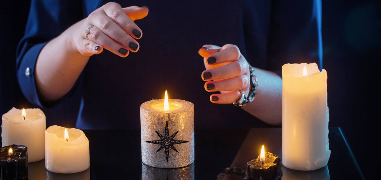 Популярные гадания на свечах в домашних условиях