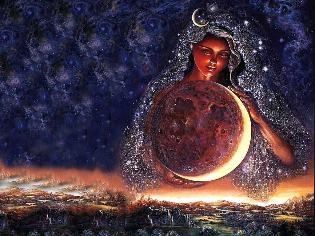 Что можно делать на убывающую и растущую луну: приметы лунных дней