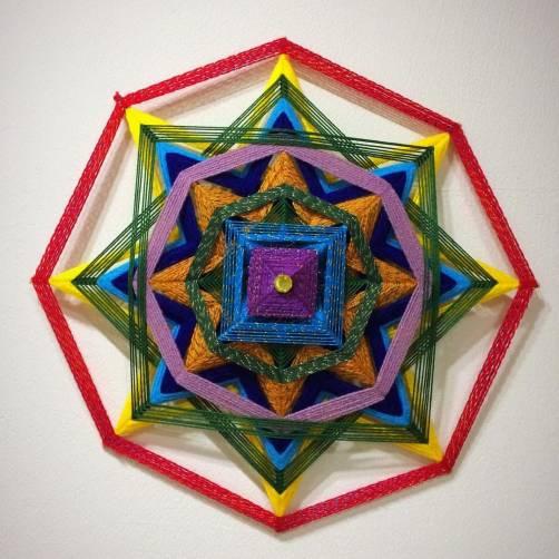 «солнечный круг – небо вокруг»— или что такое мандала?