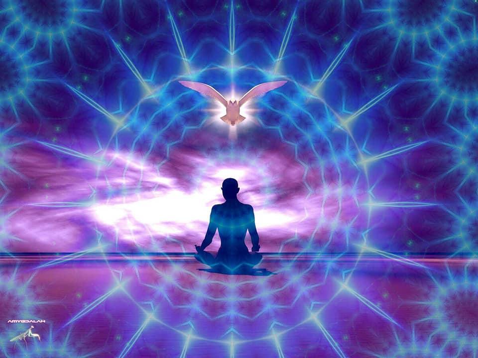 Медитация кутхуми - очистка от привязки сущностей   мир магии