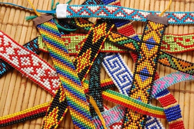 Браслеты из ниток: фенечка, шамбала и другие - коробочка идей и мастер-классов