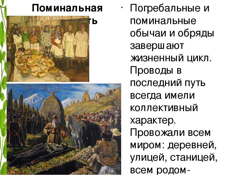 Ритуальные традиции - правила похорон у православных, как правильно