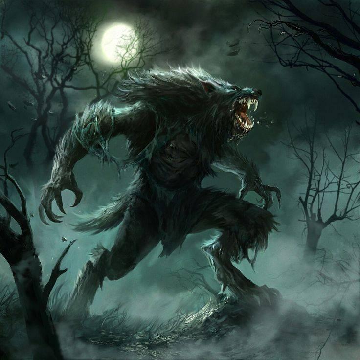 Глава четвертая о происхождении скандинавских вервольфов