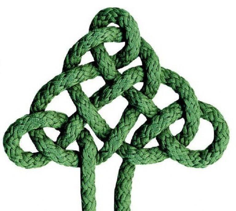 Славянские наузы: схемы плетения и секреты волшебных узелков » перуница