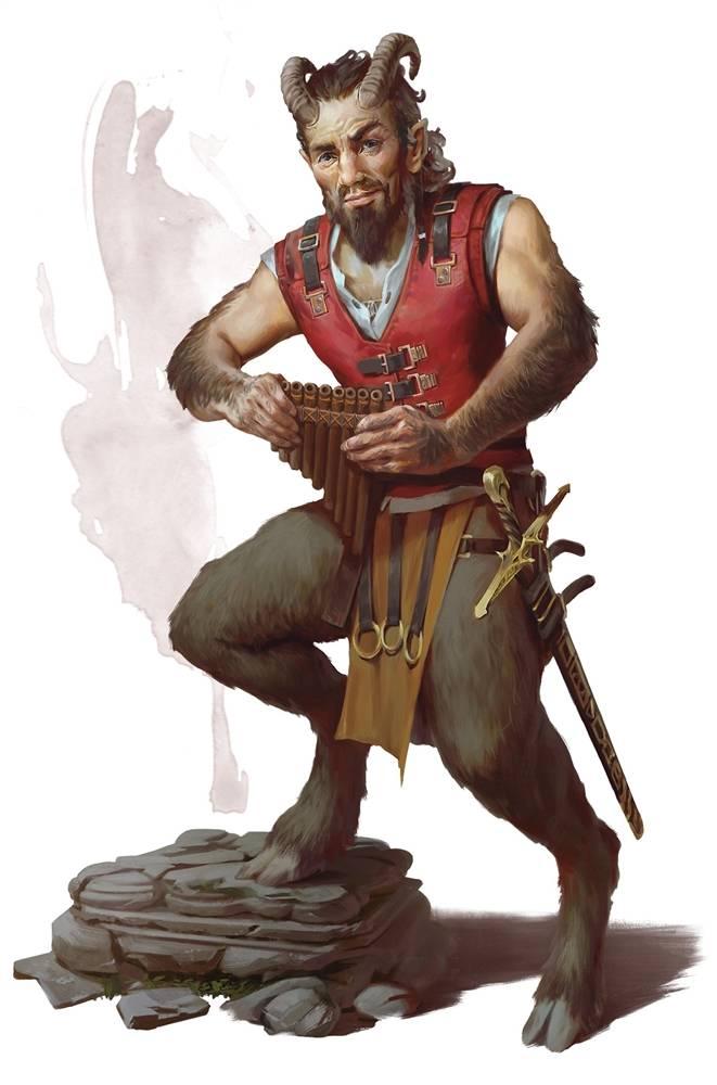 Сатир в греческой мифологии