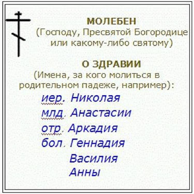 Как отличить проскомидию от сорокоуста? что скрывается за названиями церковных записок
