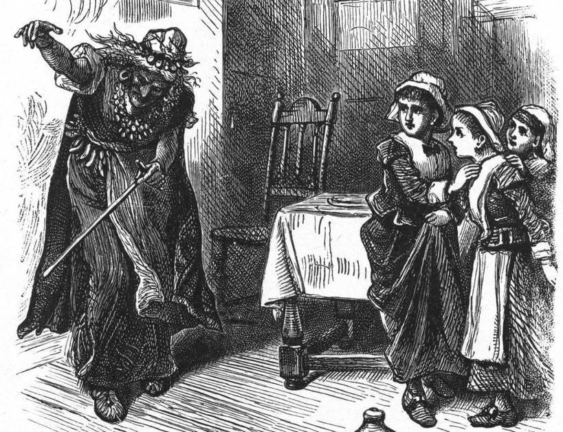 10 самых известных казней ведьм - zefirka