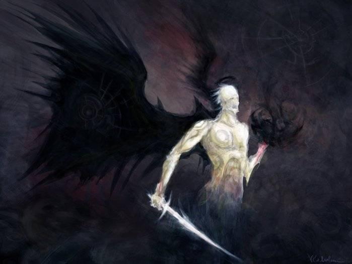 Абаддон (аваддон) - место демона в аду, внешний вид ангела смерти