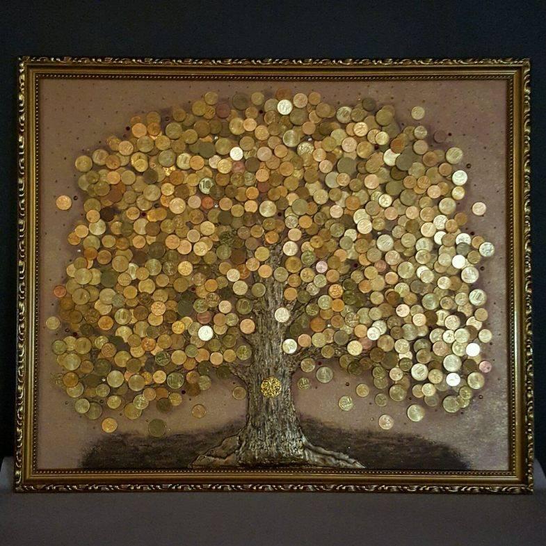 Денежное дерево мк | страна мастеров