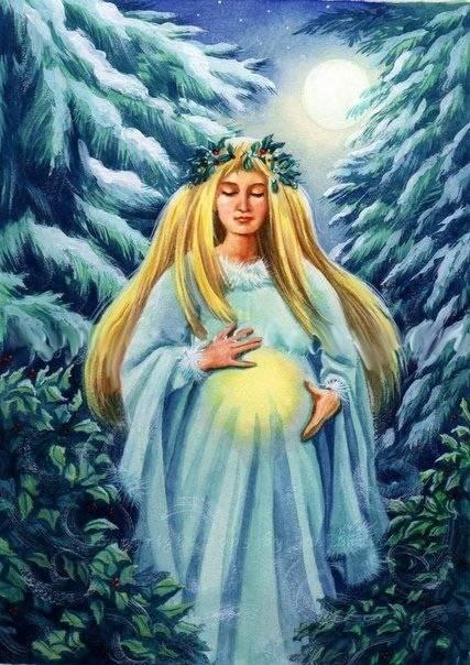 Солнцестояние у славян — праздник, посвящённый солнцу
