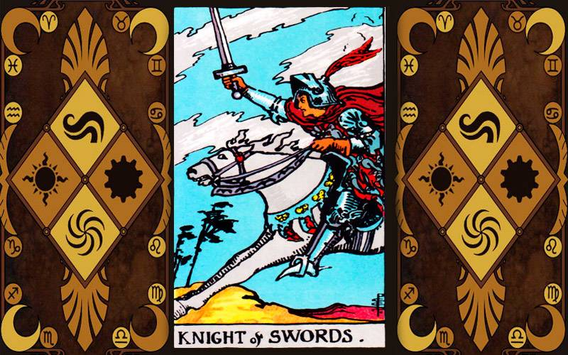 Туз мечей — значение и толкование карты