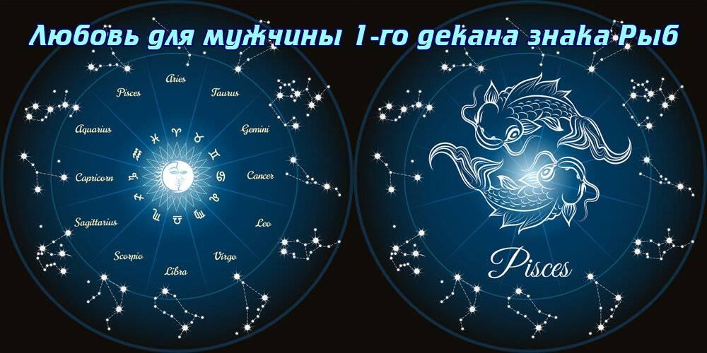 Рыбы - планета знака зодиака