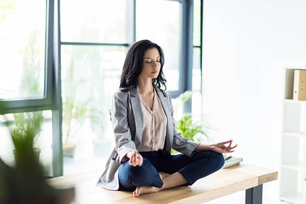 Медитация от стресса: способ достижения глубокого расслабления