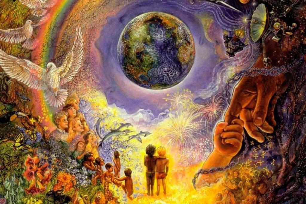 5 главных законов вселенной для притяжения благополучия это | путь к осознанности