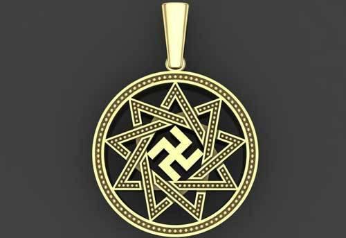 Перуница: значение славянского оберега, описание символа и правила его использования