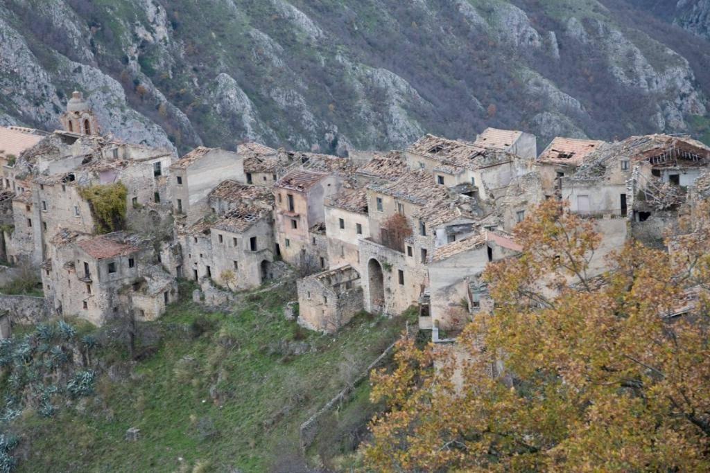 Матера, италия: древний пещерный город | италия для италоманов