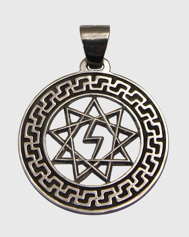 Символ звезда инглии: вилы, значение и применение обергов (фото)