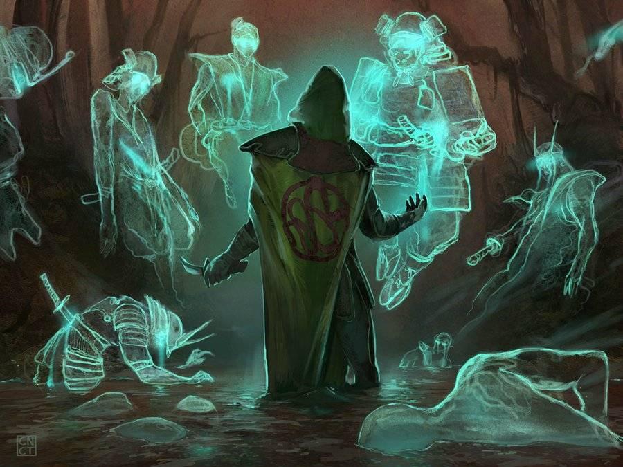Начальные сведения о магии