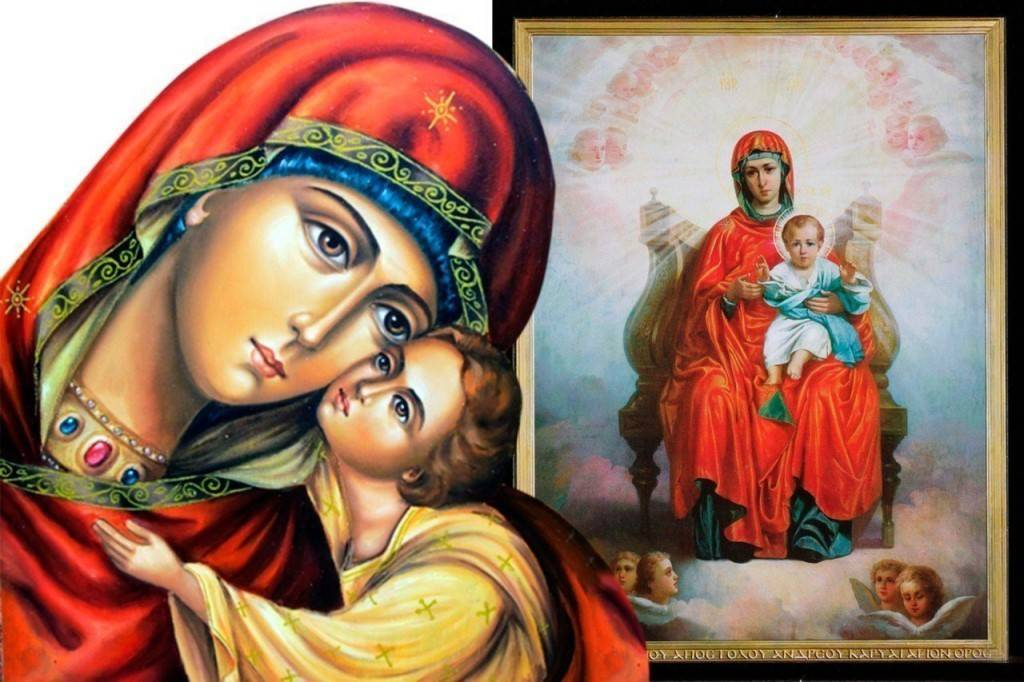 """Икона божией матери """"непроходимая дверь"""". значение. в чем помогает. куда вешать. как молиться и от чего оберегает"""