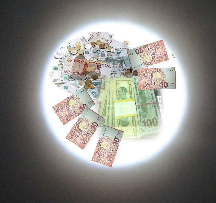 Заговор в новолуние на деньги и достаток