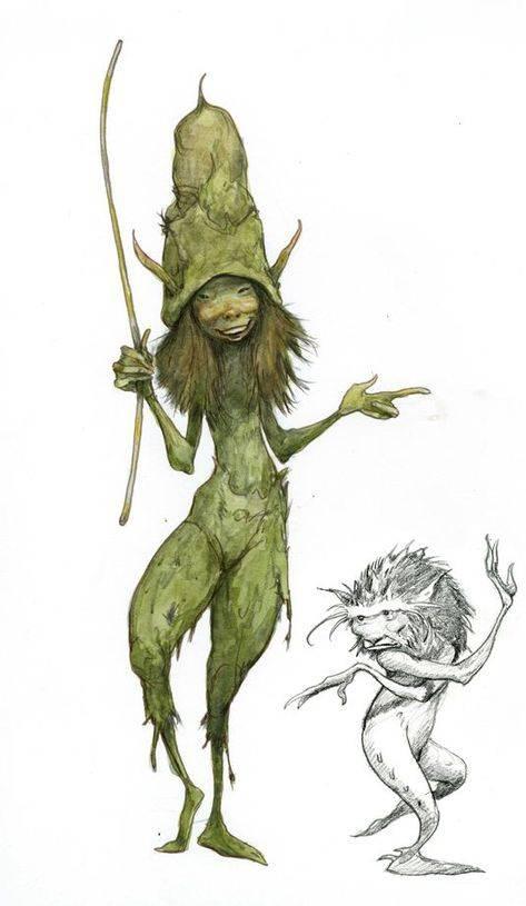 Лепрекон - сказочный персонаж из мифологии ирландии