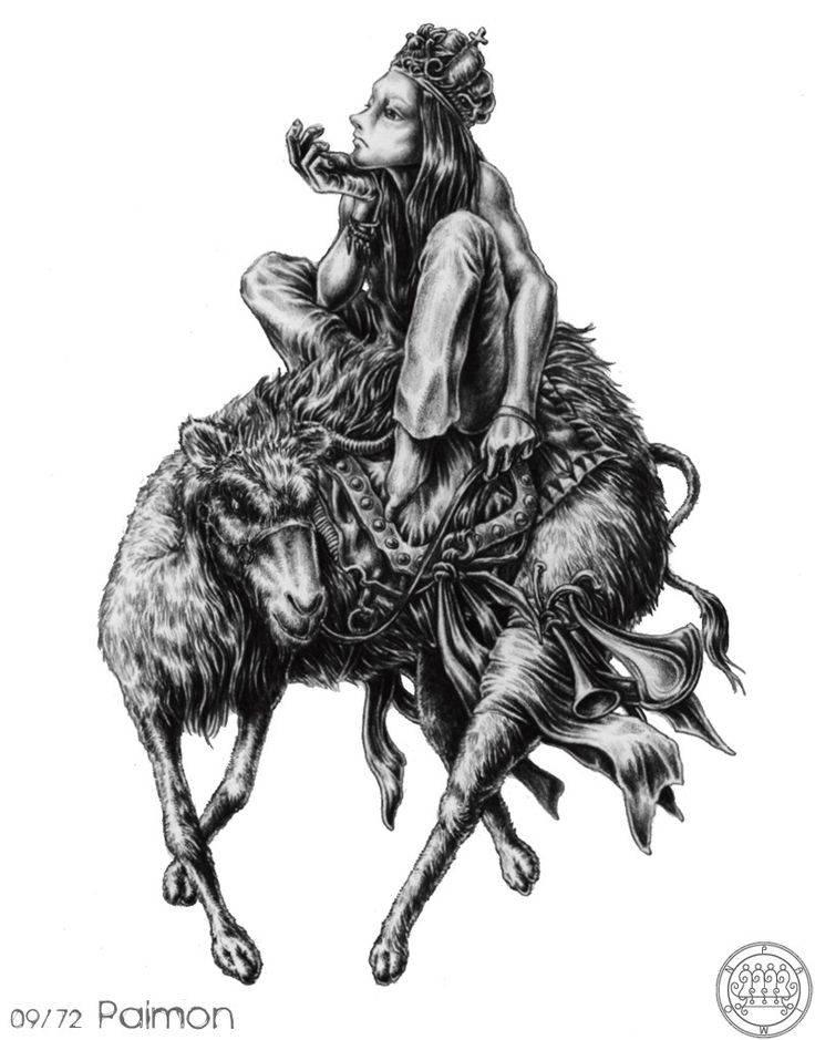 Демоны гоэтии — немного информации о них самих | 321news.ru - все новости на раз два три