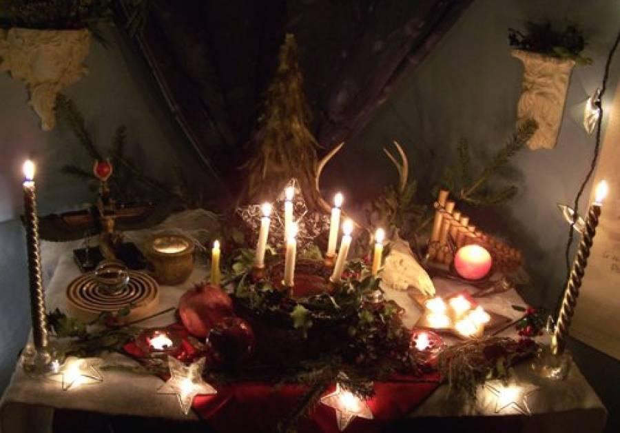 Зимний праздник йоль — легенды и символы: как праздновали зимнее солнцестояние - сайт магических практик и эзотерики