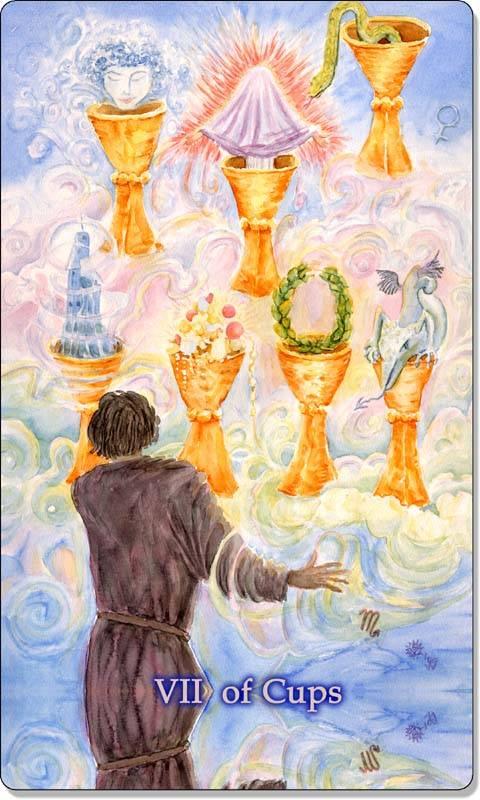 Король кубков (чаш) таро: значение в отношениях, любви