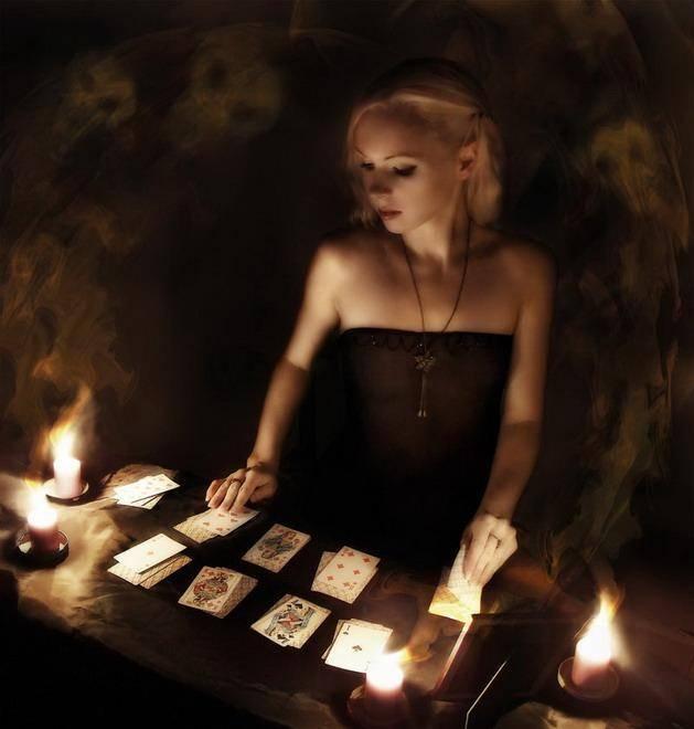 Гадание онлайн Новая книга ведьм