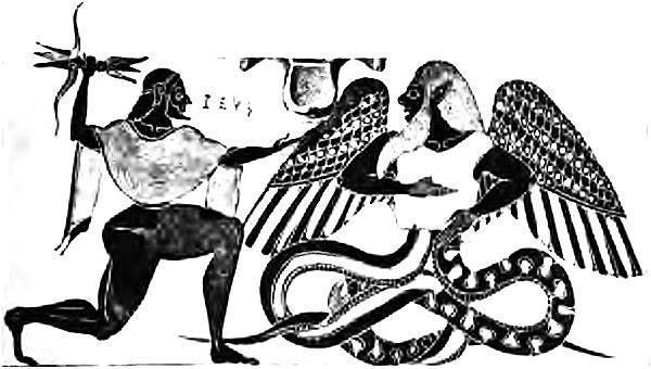 Тифон   mythological creations   fandom