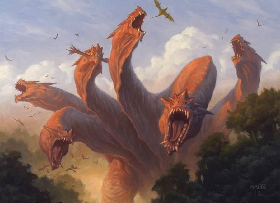 Гидра в греческой мифологии — персонаж легенд о подвигах геракла