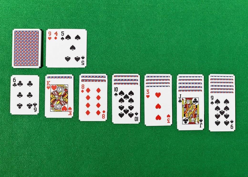 Как разложить пасьянс из 36 карт: пошаговая инструкция