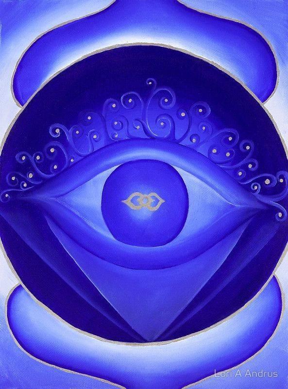 Техники открытия 3 глаза. эфирное зрение