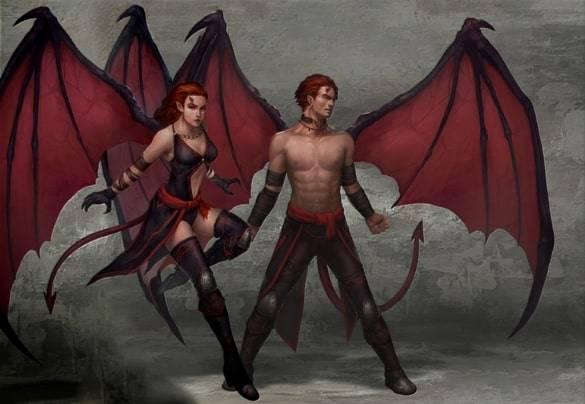 Как правильно избавиться от демонов похоти — суккуба или инкуба. способы избавления от инкуба или суккуба
