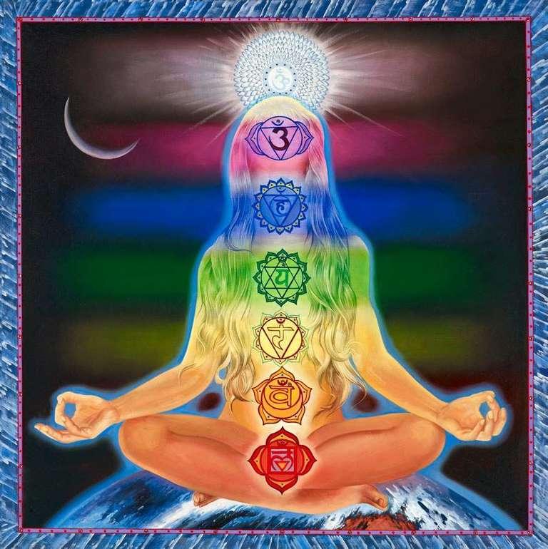 Утверждения и мантры - практика в сахаджа йоге