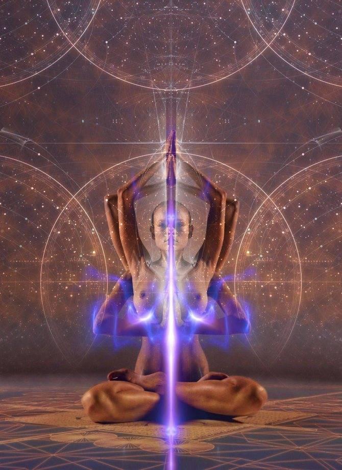 Мантра Вселенского спокойствия подарит гармонию