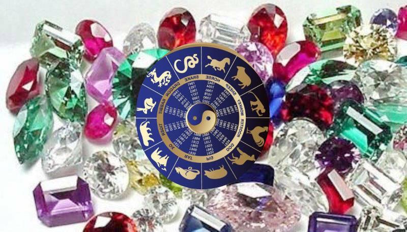 Камни талисманы по знакам зодиака: таблица соответствия