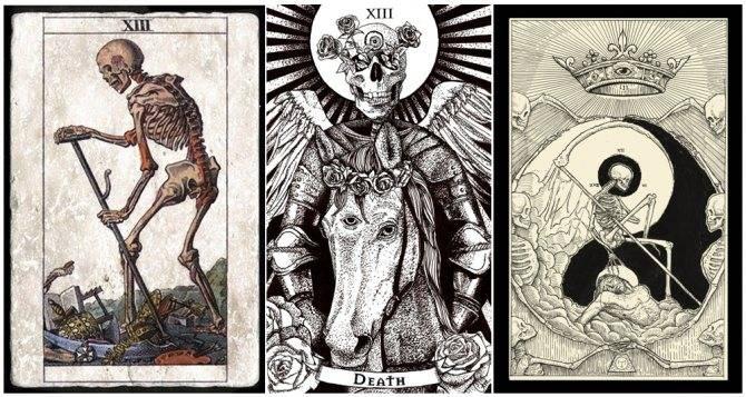 Смерть таро: значение в отношениях, любви, сочетание с другими картами, перевернутая