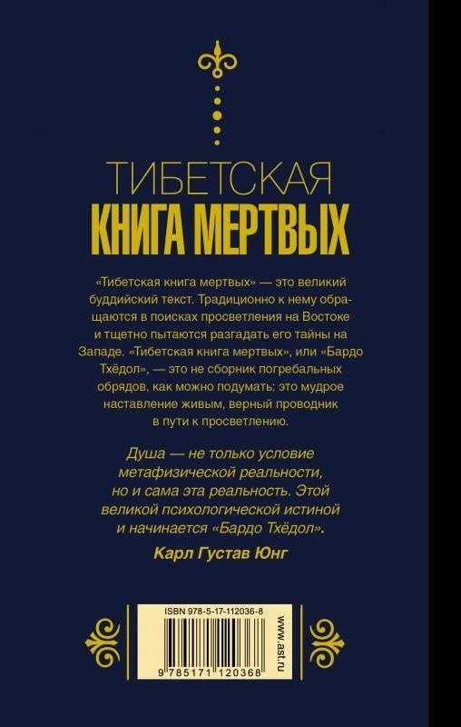 Читать книгу тибетская книга мертвых роберт турман : онлайн чтение - страница 1