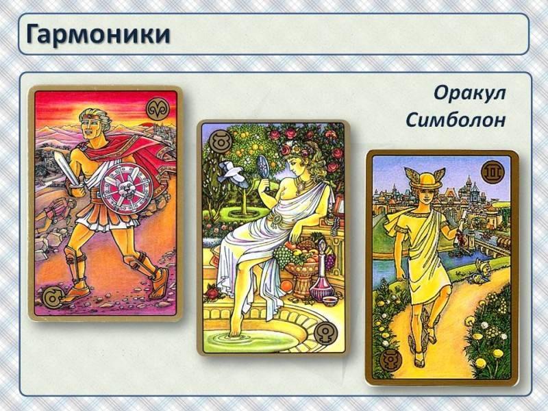 Ключи к пониманию карт - symbolon
