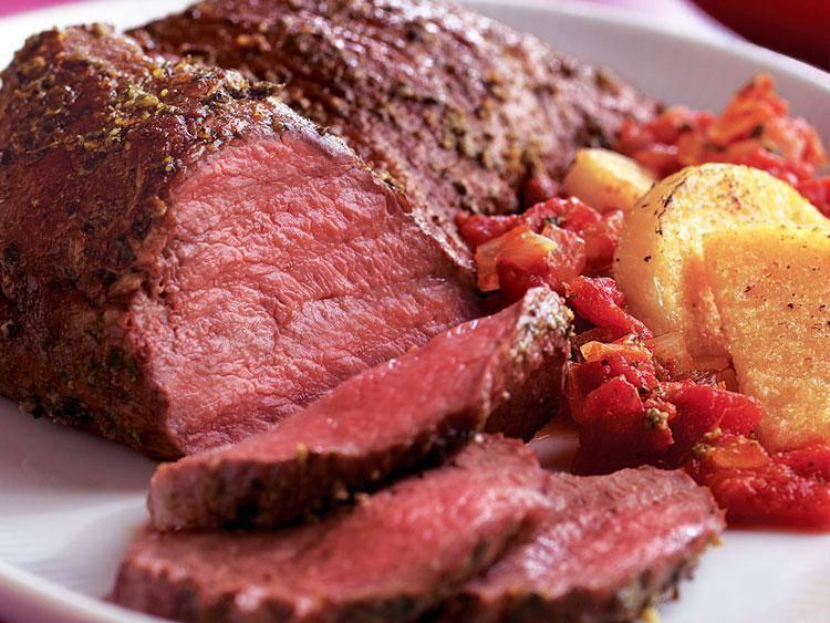 Жареное человеческое мясо