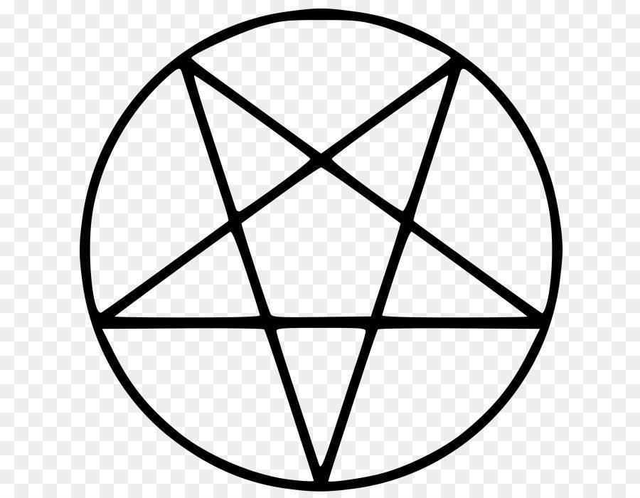 Символы люцифера — сигил, монета, звезда и другие
