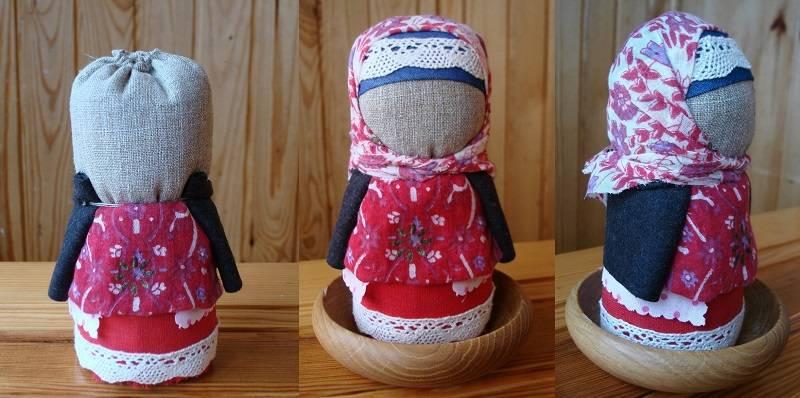 Кукла крупеничка (зерновушка): значение оберега, мастер-классы