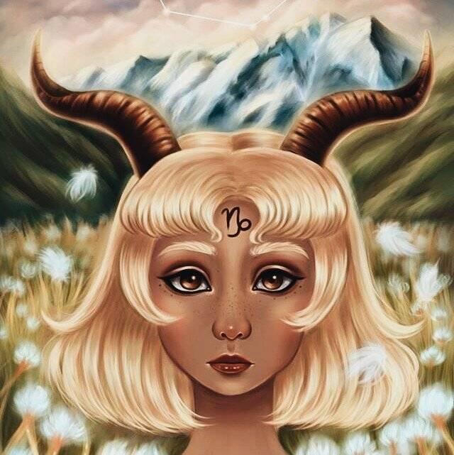 Знак зодиака козерог женщина характеристика от а до я