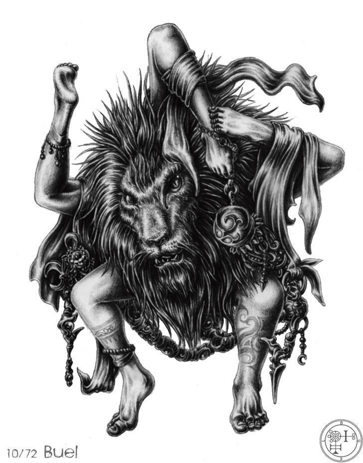Демоны «гоетии» | мифология и фольклор вики | fandom