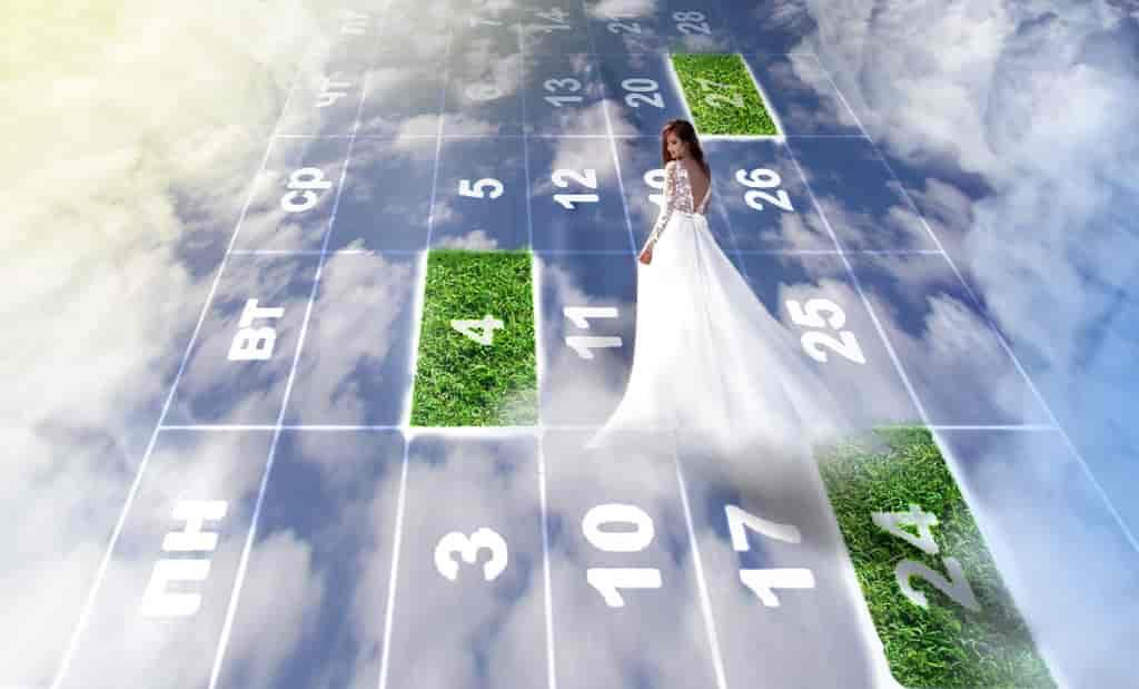 Как правильно выбрать дату свадьбу, нумерология
