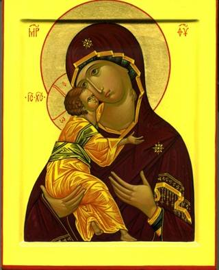 Икона владимирской божьей матери: значение и история