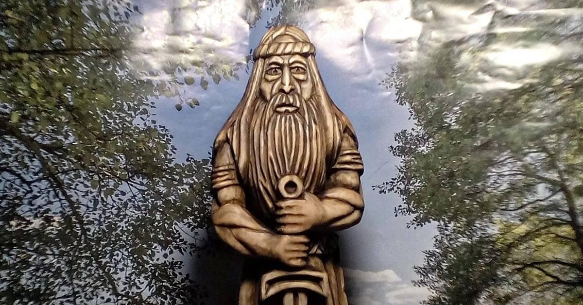 Велес — славянский бог мудрости