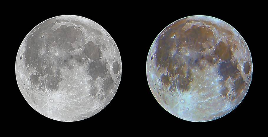 Почему луна: красная (кровавая), оранжевая, что это означает, поверья, когда появляется, как часто бывает
