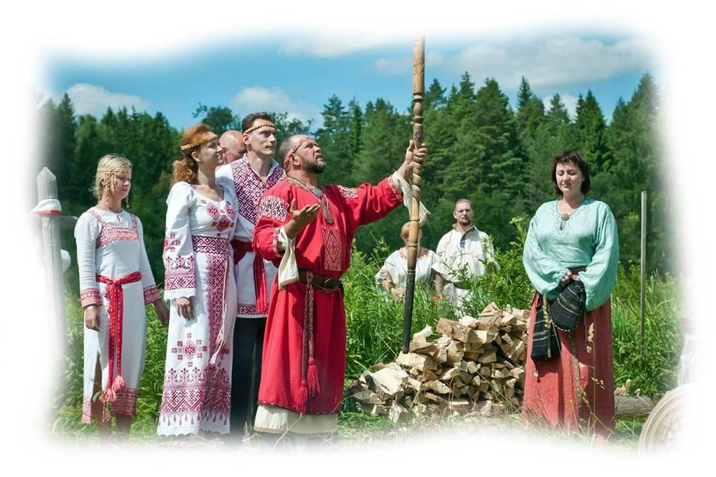 Славянское ритуалы: чем языческие обряды шокировали европейских современников   русская семерка